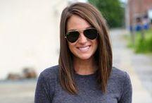 Hairstyles & Updos / by Tessa Hanson