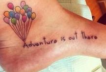 Tattoos&Piercings / Because needles are fun / by Hannah Elliott