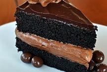 Sweet Treats:  Chocolate! / by Lisa Myers