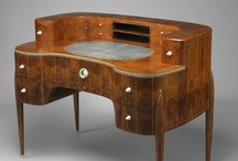 Poetic furniture