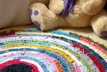 Rag / Crocheted Rugs / Rag / Crocheted Rugs
