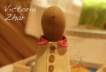 2.2 Doll Making Tutorials / Tutorials for doll making