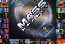 Gamer / {Video, Board and Other Games} / by Alison Oswell