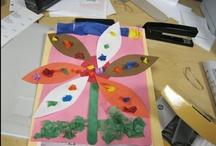 preschool crafts / by Michelle Marcus