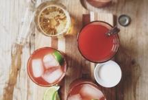 Drinks + Libations