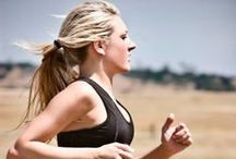 Get Fit / {Exercise Inspiration} / by Alison Oswell