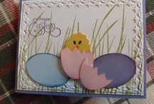 Cardmaking: Spring Cards / by Lisa Myers