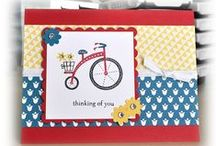 Cardmaking: Thinking of You / Get Well / by Lisa Myers