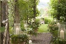 round & round the garden...