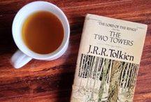 Tolkien / {JRR Tolkien/LOTR & The Hobbit films} / by Alison Oswell