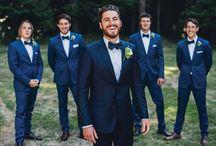wedding {groomsmen}