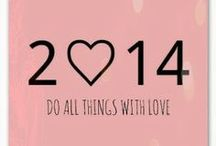 New Year Resolutions / {Things to Do for The New Year} / by Alison Oswell