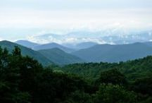 Asheville, NC/Blue Ridge Mountains