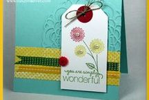 Cardmaking: Florals / by Lisa Myers
