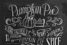 Pumpkinspiration / From recipes to personal style to #DIY, Pumpkin Spice inspires us all season long.