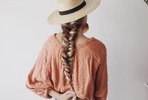 # B O H O / Style inspiration for a boho-chique look