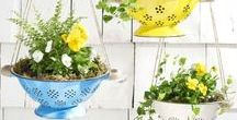 Spring Decor and Crafts / Spring Projects, Spring décor, Spring Crafts