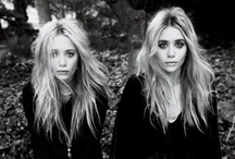 mary-kate&ashley olsen / fashion inspiration...love the row