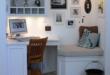just file it / ideas for my home office, craft area, work space in our dream home... / by megan walter