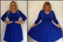 My blog - Curvy Wordy / by Caroline CurvyWordy