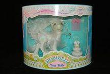 Mint in Package MLP / mint-in-package vintage My Little Ponies