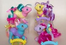 MLP / Vintage My Little Ponies
