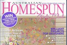 AUSTRALIAN HOMESPUN