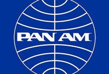 Pan Am  / The glamour days of air travel