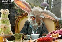 Eye Treasure: Alice in Wonderland / by mara basso