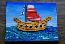 Projets de classe : bateaux