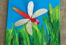 Projets de classe : insectes et petites bêtes