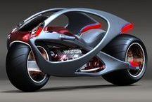 Motorcycles / Design