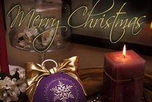 Merry Christmas / Christmas& Noel  / by B  I  B  A      ♠️