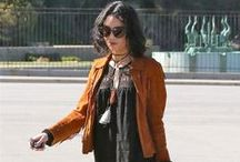 Vanessa Hudgens Fashion Style / #VanessaHudgens #Fashion #Style #Outfits #Celebrity #Looklive
