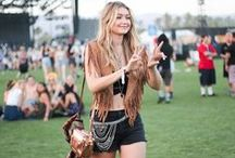 I Want to Live in a Music Festival Forever <3 / #Festival #Fashion #Style #Outfits #Celebrities #Coachella #Looklive