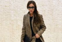 Victoria Beckham Fashion Style / #VictoriaBeckham #Fashion #Outfits #Style #Celebrity #Looklive