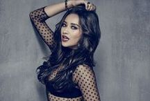 Shay Mitchell Fashion Style / #ShayMitchell #Fashion #Outfits #Style #Celebrity #Looklive