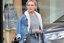 Hilary Duff Fashion Style / #HilaryDuff #Fashion #Outfits #Style #Celebrity #Looklive