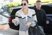 Demi Lovato Fashion Style / #DemiLovato #Fashion #Outfits #Style #Celebrity #Looklive