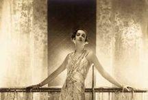 Origem da Moda / Época Clássica 1900 - 1950