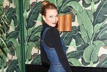 Karlie Kloss Fashion Style / #KarlieKloss #Fashion #Outfits #Style #Celebrity #Looklive