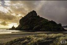 New Zealand / Deux mois de Road Trip à travers les plaines et les montagnes de ce beau pays lointain.