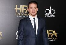 Channing Tatum Fashion Style / #ChanningTatum #Fashion #Outfits #Style #Celebrity #Looklive