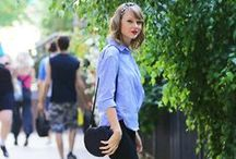Taylor Swift /STYLE\ / i like that syle. She´s gorgeous!