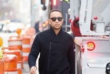 John Legend Fashion Style / #JohnLegend #Fashion #Outfits #Style #Celebrity #Looklive