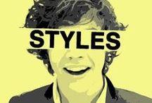 Harry Styles / Гарри Эдвард Стайлз. Дата рождения:1 февраля 1994 (21 год); Место рождения: Реддич, Вустершир, Англия; Карьера: 2010 — наст. время; Страна:Великобритания; Профессии:певец; Жанры: поп, поп-рок; Группа: One Direction.