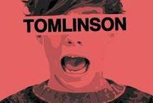 Louis Tomlinson / Луи Уильям Томлинсон. Дата рождения:24 декабря 1991 (23 года); Место рождения: Донкастер, Саут-Йоркшир, Англия,Великобритания; Карьера: 2010 — наст. время; Страна:Великобритания; Профессии:певец; Жанры: поп, поп-рок; Группа: One Direction.