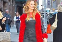Behati Prinsloo Fashion Style / #BehatiPrinsloo #Fashion #Outfits #Style #Celebrity #Looklive