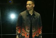 Russell Westbrook Fashion Style / #RussellWestbrook#Fashion #Outfits #Style #Celebrity #Looklive