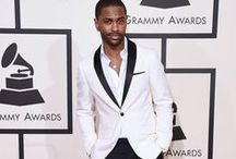 Big Sean Fashion Style / #BigSean #Fashion #Outfits #Style #Celebrity #Looklive